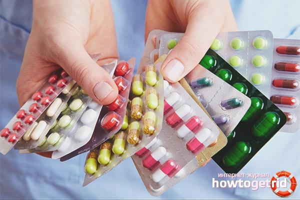 Негормональные лекарства при климаксе
