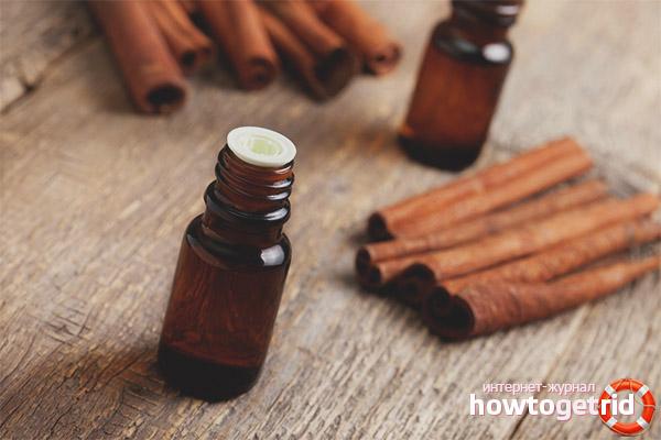 Полезные свойства масла корицы