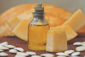 Тыквенное масло для лица