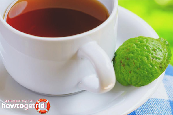 Чай с бергамотом при беременности