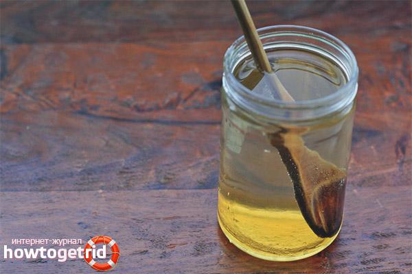 Чем полезна медовая вода натощак по утрам