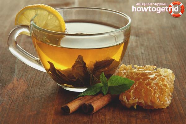 Как правильно пить медовый чай, чтобы не навредить