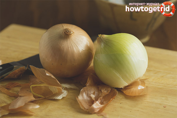 Лечебные свойства и противопоказания луковой шелухи