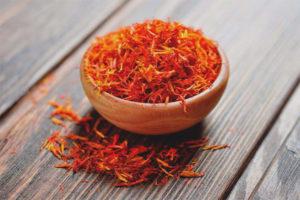 Полезные свойства и применение шафрана