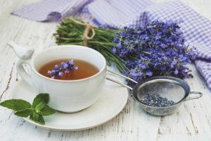 Польза и вред чая с лавандой