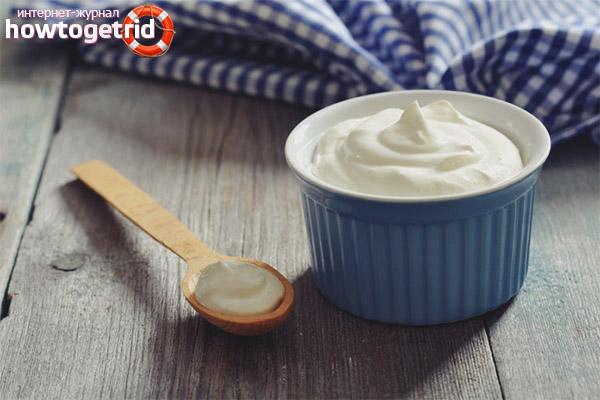 Польза и вред греческого йогурта