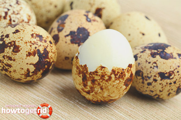 Приготовления перепелиных яиц в микроволновке