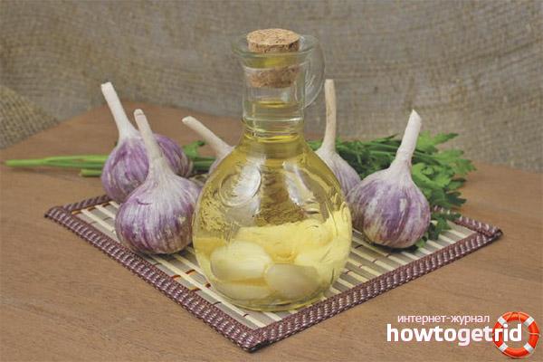 Противопоказания чесночного масла