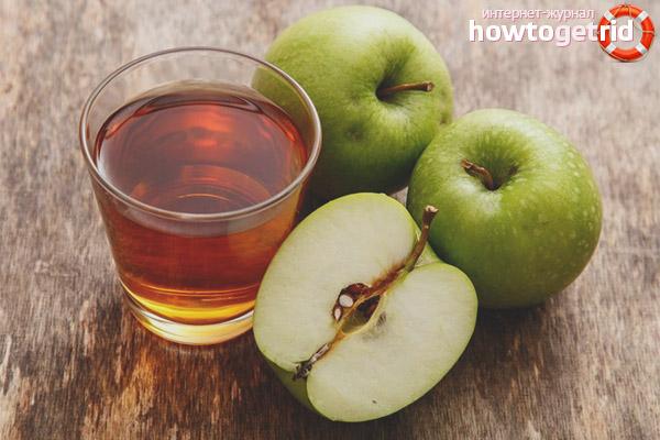 Вред яблочного сока при грудном вскармливании