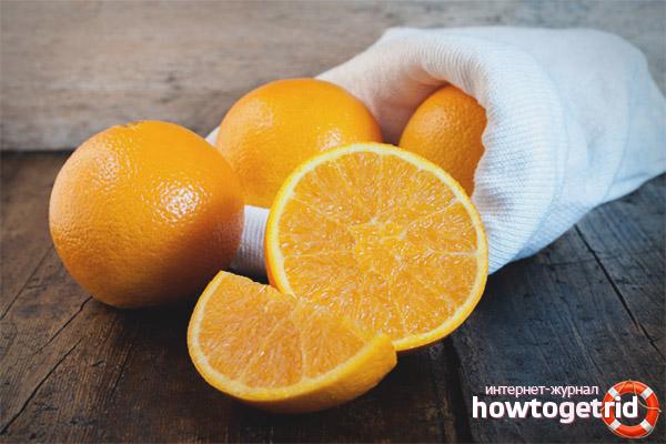 Апельсины при сахарном диабете