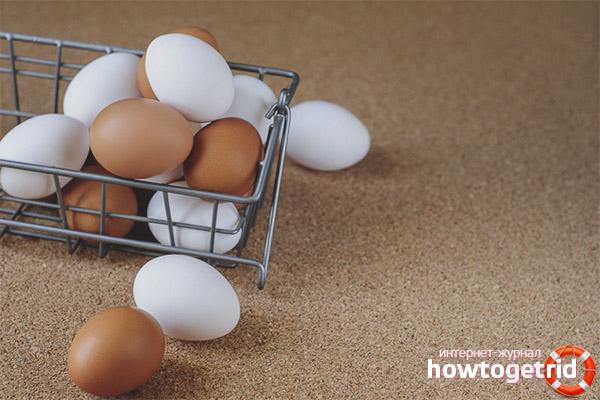 Как выбрать свежие и хорошие яйца