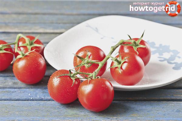 Можно ли беременным кушать помидоры