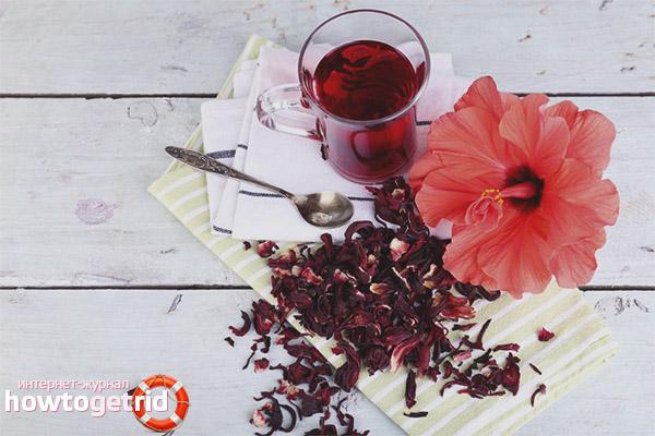 Можно ли беременным пить чай каркаде