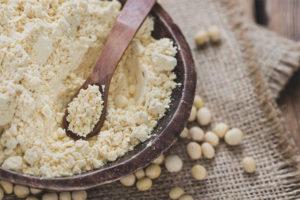 Польза и вред соевой муки