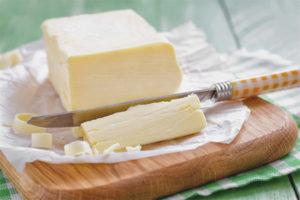 Сливочное масло при сахарном диабете