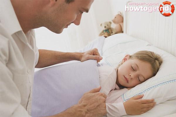 Во сколько укладывать ребенка спать