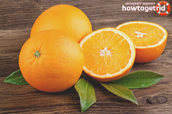 Вред апельсинов при диабете