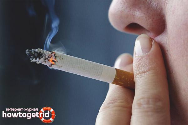 Как снизить негативное воздействие сигарет при диабете