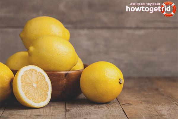 Можно ли есть лимоны при простатите