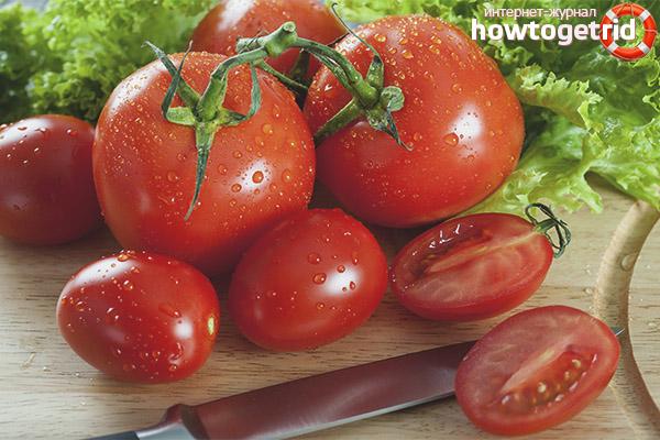 Нормы употребления томатов при сахарном диабете