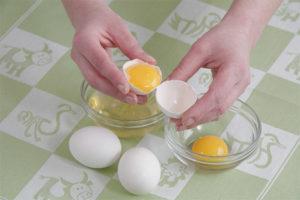 Можно ли пить и есть сырые яйца