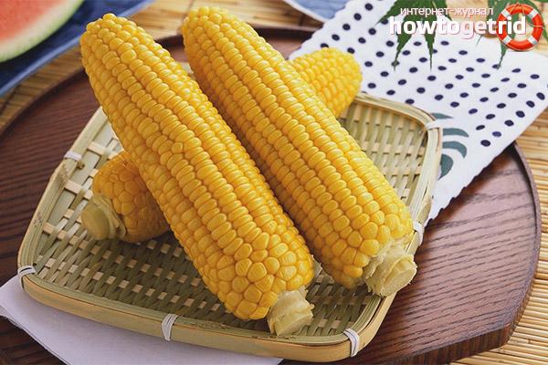 Польза и вред кукурузы для больных сахарным диабетом