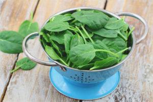 Чем полезен шпинат для мужчин и женщин