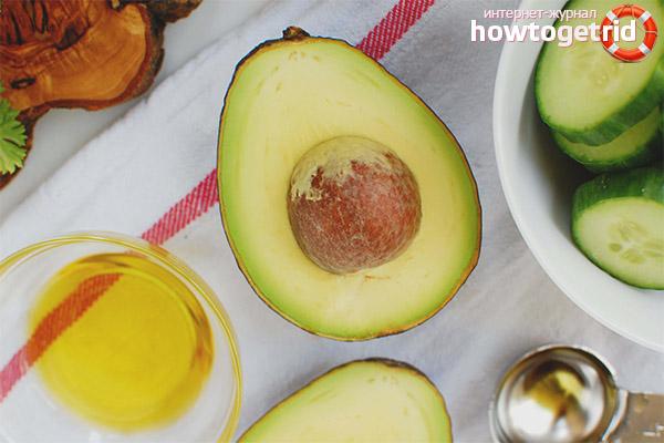 Что можно приготовить из авокадо