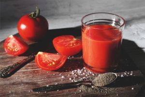 Как приготовить домашний томатный сок на зиму