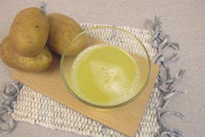 Картофельный сок для похудения