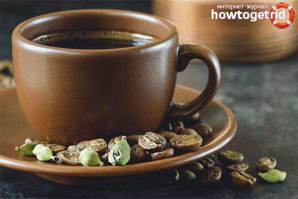 Польза и вред кофе с кармадоном