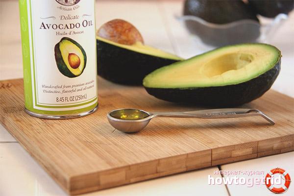 Масло авокадо для жарки