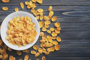 Польза и вред кукурузных хлопьев