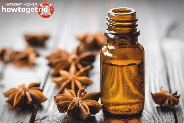 Применение анисового масла в косметологии