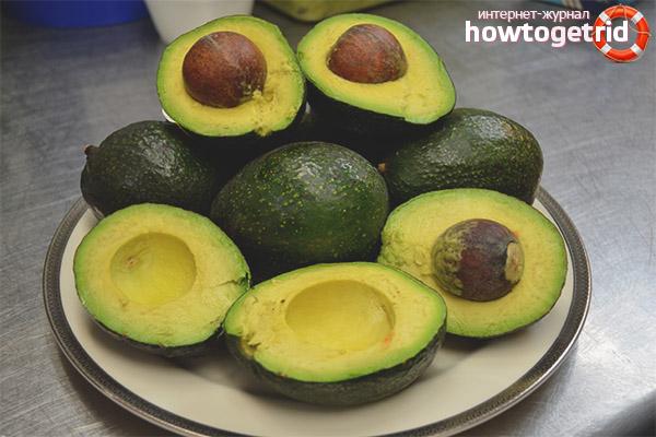 Сколько можно есть авокадо в день