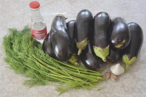 Как мариновать баклажаны