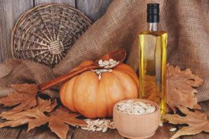 Как сделать тыквенное масло
