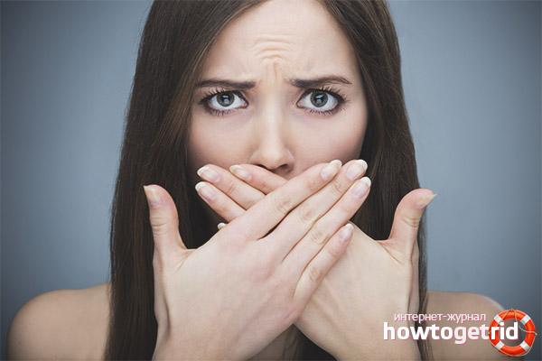 Как вывести запах чеснока с пальцев