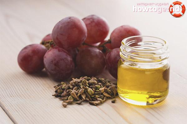 Применение виноградного масла в кулинарии