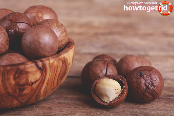 Противопоказания ореха макадамия