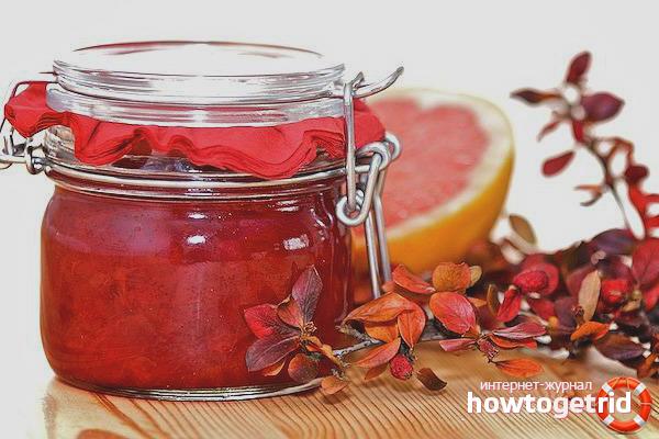 Рецепты варенья из грейпфрута