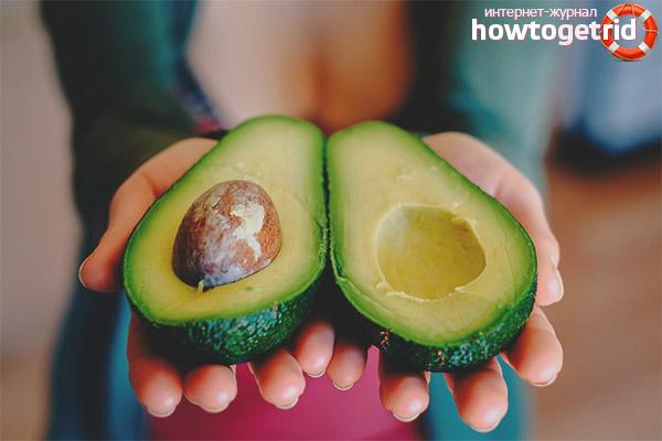 Ценность авокадо для похудения