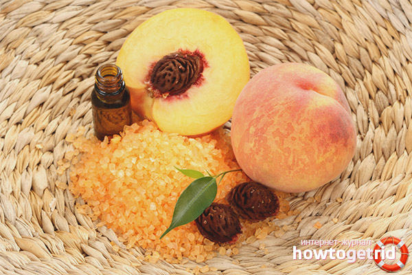 Польза персикового масла