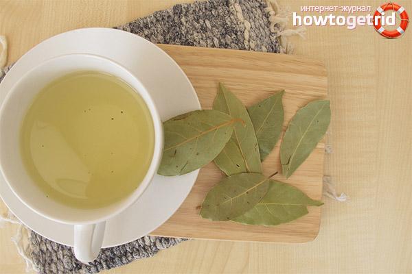 Рецепты с лавровым листом для волос