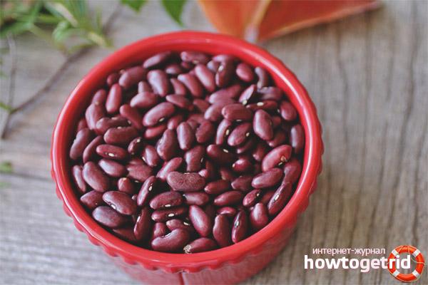 Красная фасоль при похудении