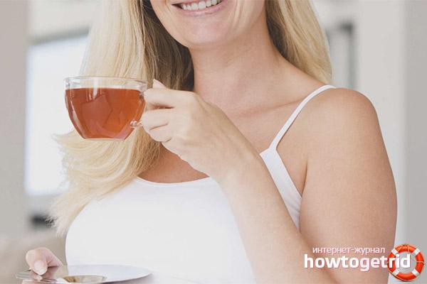 Можно ли беременным пить чёрный чай