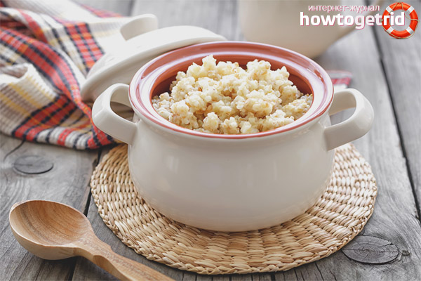 Рецепты пшеничной каши