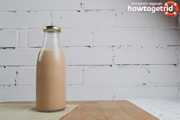 Минусы в приеме топленого молока