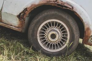 Как избавиться от ржавчины на кузове автомобиля