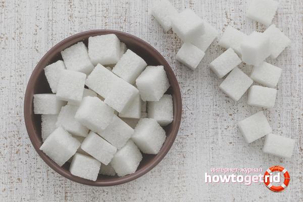 Как избавиться от сахарной зависимости